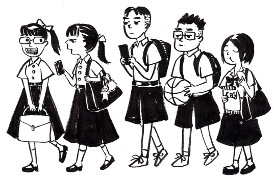 schoolkids